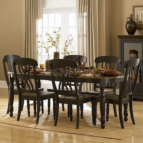 Carriage Hill 7 Piece Extendable Dining Set Within Well Known Pratiksha Sonoma 5 Piece Dining Sets (View 18 of 20)