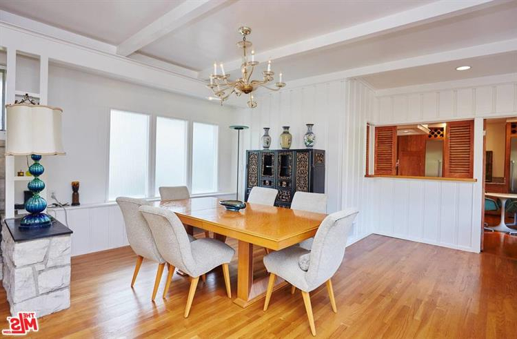 Casiano 5 Piece Dining Sets Regarding Well Liked 1104 Casiano Rd, Los Angeles Ca 90049 For Rent, Mls #  (View 4 of 20)
