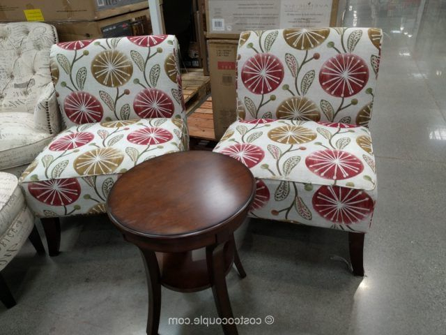Chair In Northwoods 3 Piece Dining Sets (View 14 of 20)