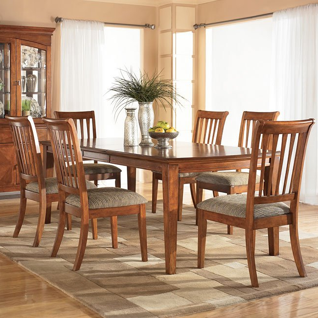 Conover 5 Piece Dining Sets Throughout Latest Conover Rectangular Dining Room Set Signature Designashley (View 3 of 20)
