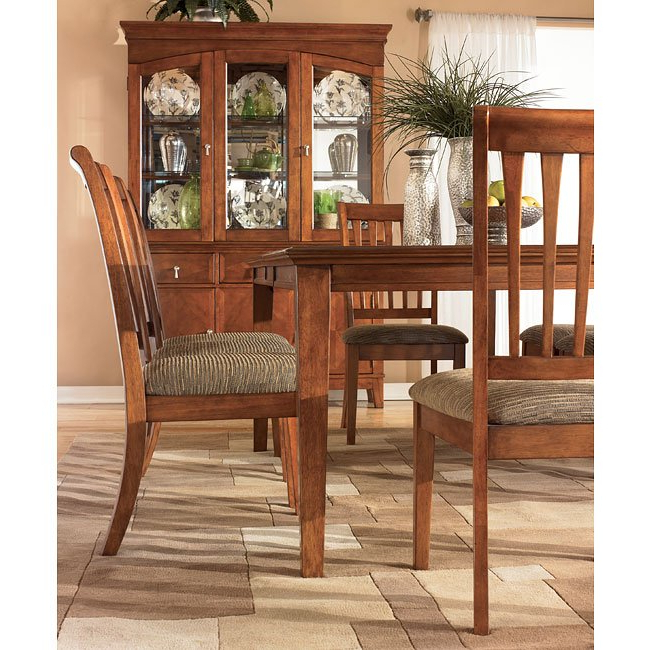 Conover Rectangular Dining Room Set Signature Designashley For Most Up To Date Conover 5 Piece Dining Sets (Gallery 13 of 20)