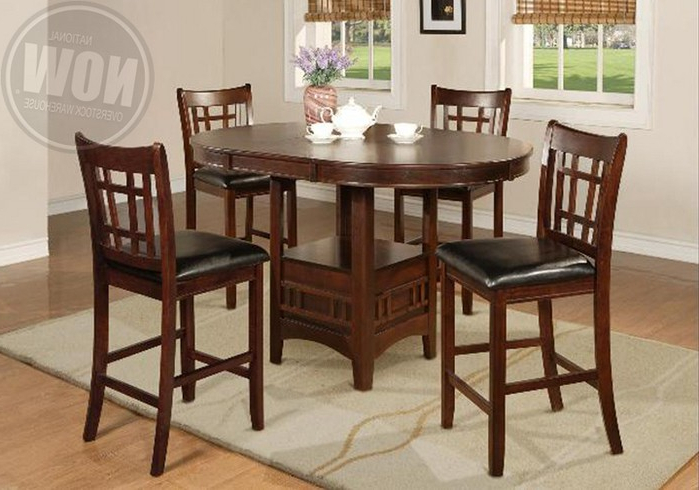 Counter Height Dining Sets Archives (View 7 of 20)