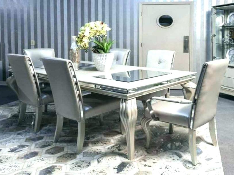 Current Delmar 5 Piece Dining Sets Inside Del Mar Ebony 5 Pc Round Dining Set In 2019 Ideas For The House (View 4 of 20)