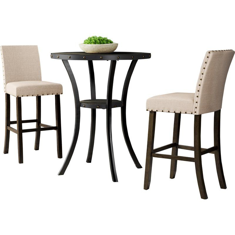 Current Free Shipping. Buy Latitude Run Weatherholt 5 Piece Pub Table Set At Intended For Weatherholt Dining Tables (Gallery 16 of 20)