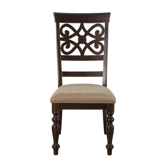 Darby Home Co Laconia 7 Pieces Solid Wood Dining Set (View 6 of 20)