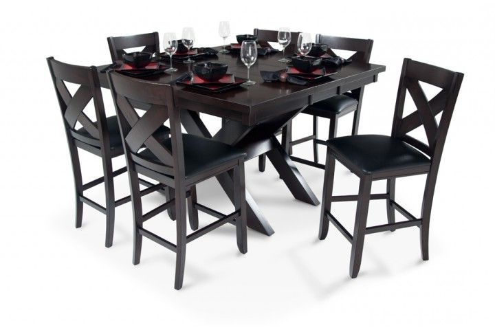 Dining Room In Queener 5 Piece Dining Sets (View 6 of 20)