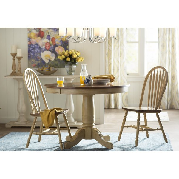 Dudley 5 Piece Dining Setwooden Importers Reviews On (Gallery 13 of 20)