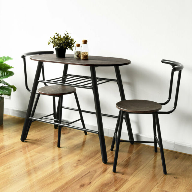 Ebay Intended For Mulvey 5 Piece Dining Sets (View 3 of 20)
