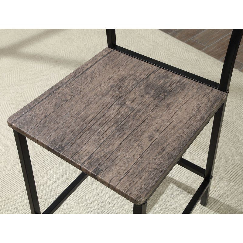 Fashionable Gracie Oaks Autberry 5 Piece Pub Table Set (Gallery 10 of 20)