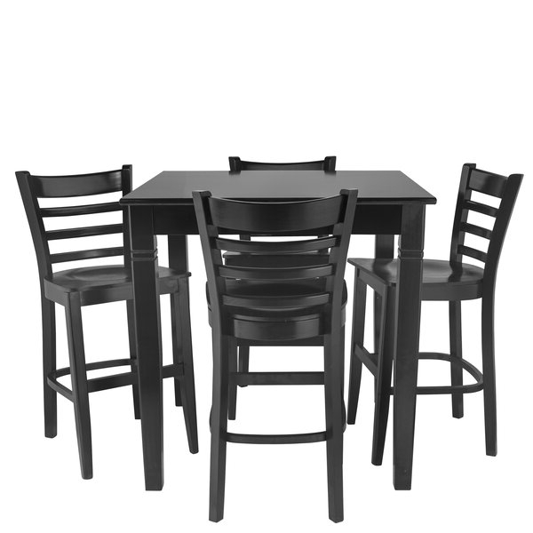 Favorite Madison 3 Piece Dining Settms Spacial Price On (View 3 of 20)