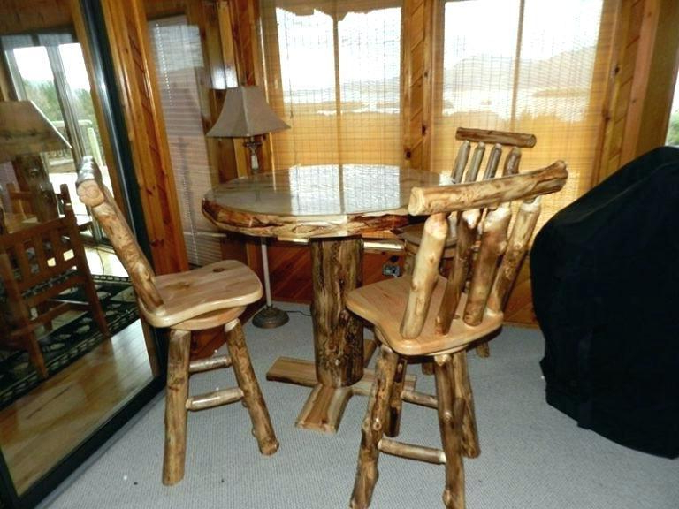 Favorite Sheetz 3 Piece Counter Height Dining Sets Regarding Best Rustic Pub Table And Chairs – Legionsports (View 15 of 20)