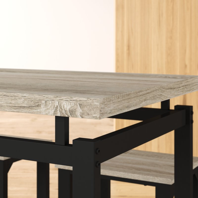Favorite Weatherholt Dining Tables Pertaining To Latitude Run Weatherholt Dining Table & Reviews (Gallery 8 of 20)