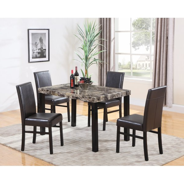 Futons Inside Ligon 3 Piece Breakfast Nook Dining Sets (View 12 of 20)