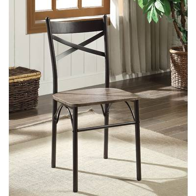 Gracie Oaks Emmeline 5 Piece Breakfast Nook Dining Set & Reviews In Well Liked Middleport 5 Piece Dining Sets (View 5 of 20)