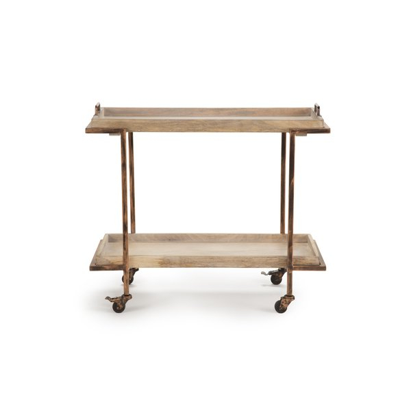 Hailee Bar Cart & Reviews (Gallery 14 of 20)