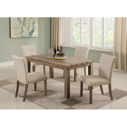 Handys Esperanza 5 Piece Dining Set (Gallery 13 of 20)