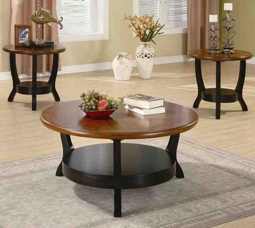 Home Decor With Regard To Most Popular Northwoods 3 Piece Dining Sets (View 9 of 20)
