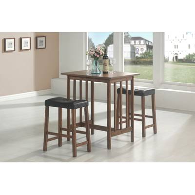 Hood Canal 3 Piece Dining Sets In Most Popular Williston Forge Flint 5 Piece Dining Set (Gallery 4 of 20)