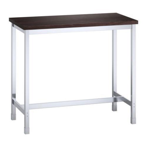 Ikea – Utby, Barbord, Underrede I Rostfritt Stål; Stark Och Tålig Intended For Popular Turnalar 5 Piece Dining Sets (View 6 of 20)