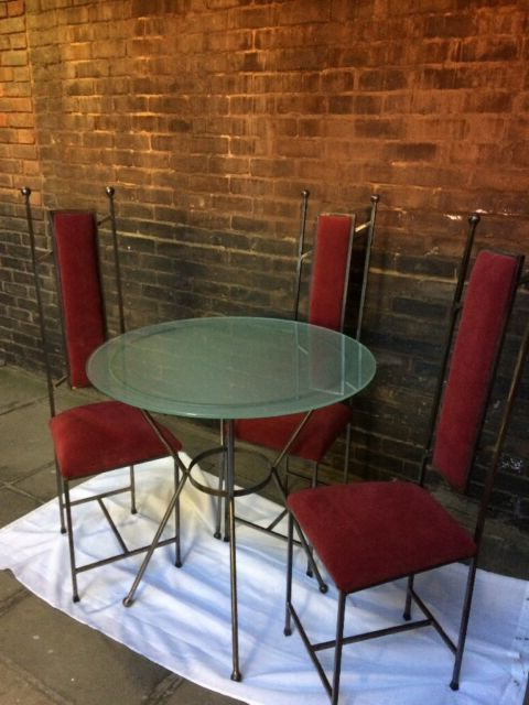 In Old Street, London With Preferred Lonon 3 Piece Dining Sets (Gallery 16 of 20)