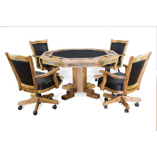 Isolde 3 Piece Dining Sets For Most Popular Beetham 5 Piece Counter Height Dining Table Setbloomsbury Market (View 16 of 20)
