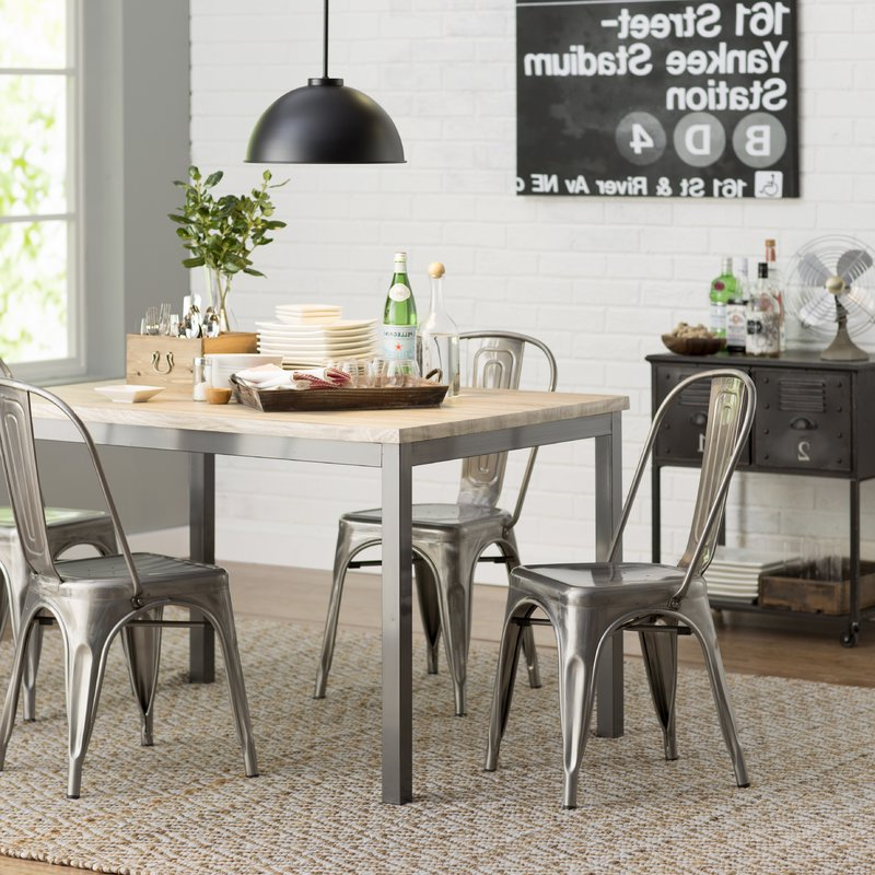 Joss & Main In Telauges 5 Piece Dining Sets (View 17 of 20)