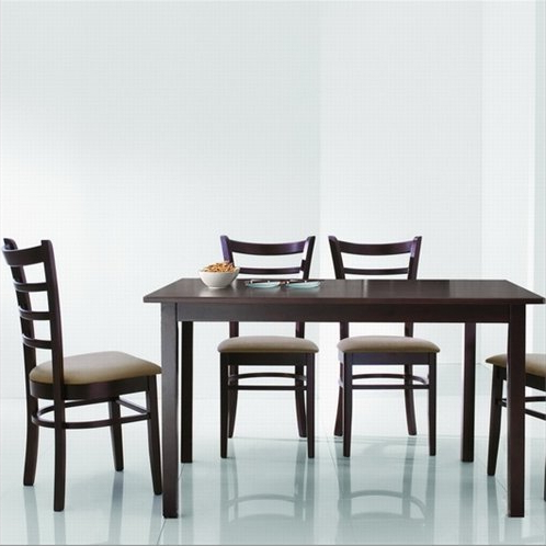 Joss & Main Inside Newest Wiggs 5 Piece Dining Sets (View 6 of 20)