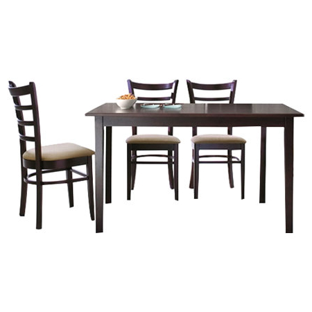 Joss & Main Pertaining To Trendy Baxton Studio Keitaro 5 Piece Dining Sets (Gallery 2 of 20)