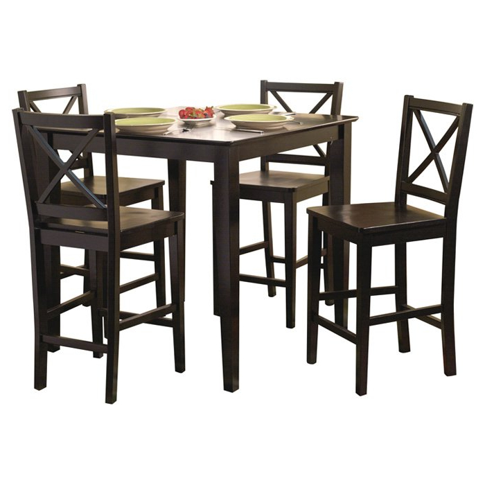 Joss & Main Regarding Tenney 3 Piece Counter Height Dining Sets (View 11 of 20)