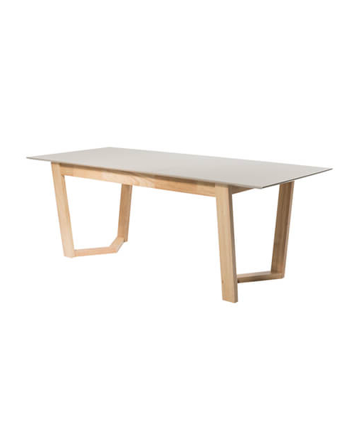 Kaelin Extendable Dining Table Natural (View 14 of 20)
