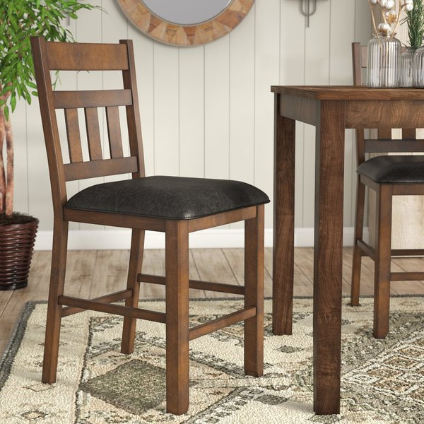 Kernville 3 Piece Counter Height Dining Seta&j Homes Studio Intended For Well Liked Kernville 3 Piece Counter Height Dining Sets (View 17 of 20)