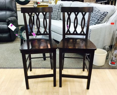 Kernville 3 Piece Counter Height Dining Sets Intended For Well Known Find Furniture & Decor With Fashionable Prices At New Uses: Pay Only (View 11 of 20)