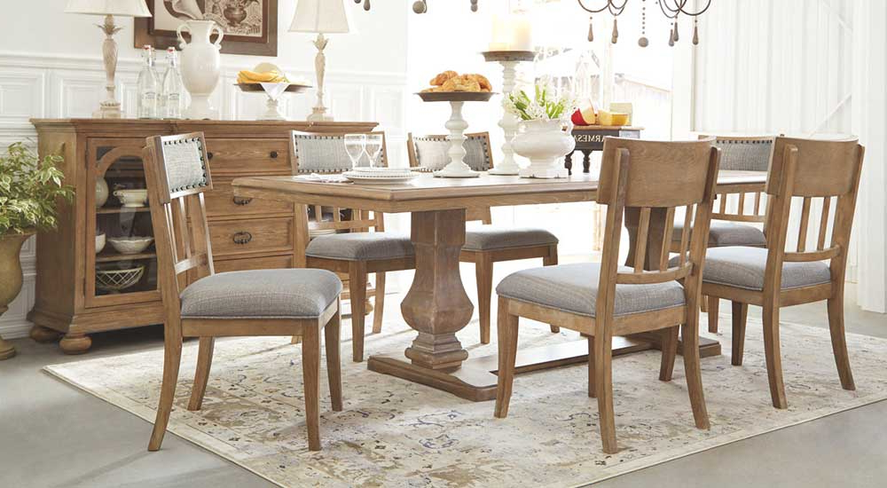 Kitchen & Dining Ashley Furniture Homestore – Independently Owned Intended For 2019 Berrios 3 Piece Counter Height Dining Sets (View 13 of 20)
