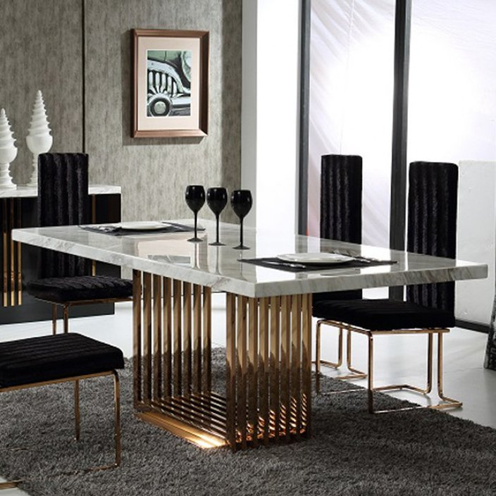 Linette 5 Piece Dining Table Sets Intended For Best And Newest Jayleen Dining Table (Gallery 16 of 20)