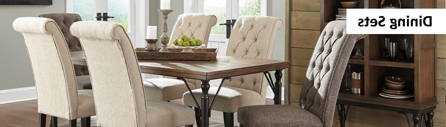 Living Room Furniture Arlington Tx For Well Liked Amir 5 Piece Solid Wood Dining Sets (set Of 5) (View 16 of 20)