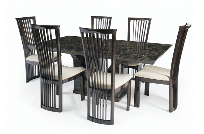 London Marble Company: Marble Dining Sets Inside Current Lonon 3 Piece Dining Sets (Gallery 19 of 20)