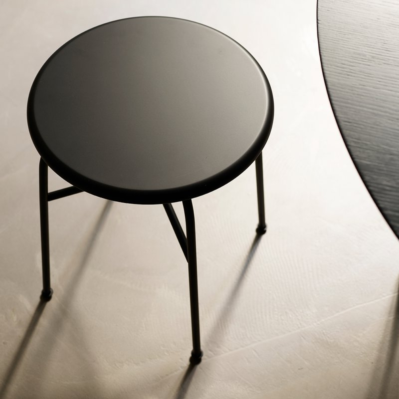 Menu Wood Afteroom Accent Stool (View 11 of 20)