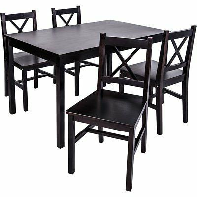 Merax Maynard 7 Piece Dining Set – $276.99 (Gallery 7 of 20)