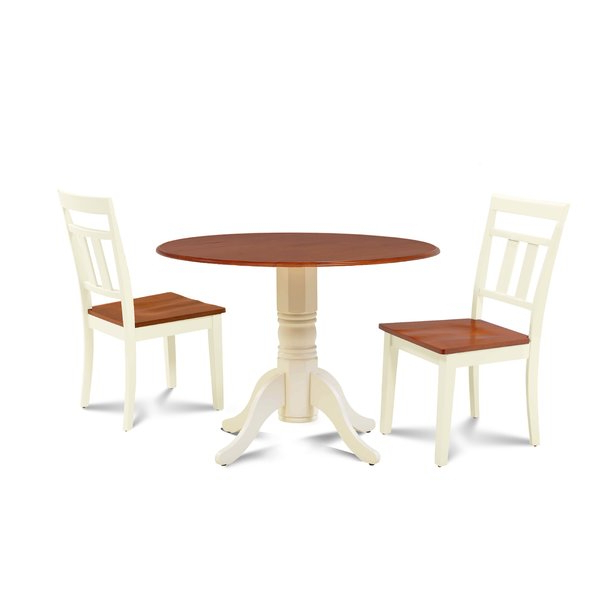Miskell 3 Piece Dining Setwinston Porter Read Reviews On (View 11 of 20)