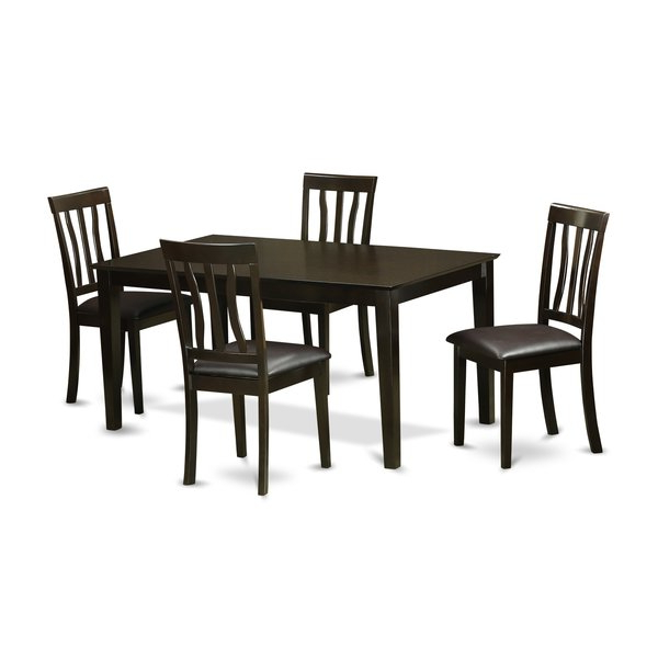 Miskell 5 Piece Dining Sets For Recent Miskell 3 Piece Dining Setwinston Porter Read Reviews On (View 6 of 20)