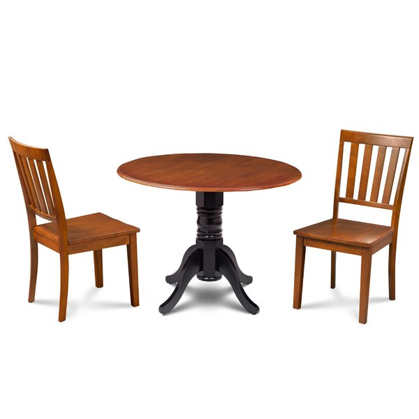 Mitzel 3 Piece Dining Sets Throughout Well Liked Gibson 7 Piece Extendable Solid Wood Dining Setloon Peak Savings (View 8 of 20)
