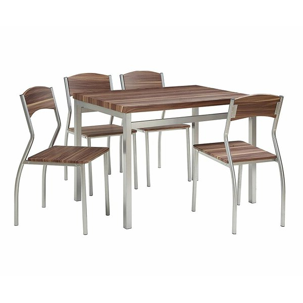 Mizpah 3 Piece Counter Height Dining Sets With Regard To Well Known Secure.img1 Ag.wfcdn/im/83131822/resize H600 W (Gallery 12 of 20)