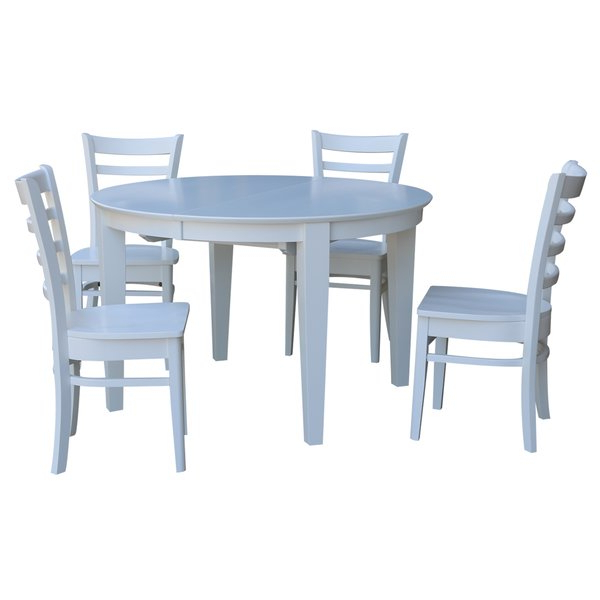 Most Current America 9 Piece Dining Setmistana Sale On (View 9 of 20)