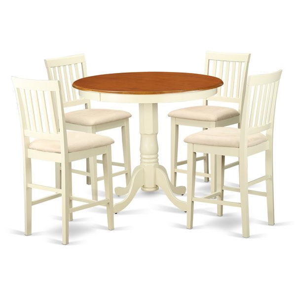 Most Current Anette 3 Piece Counter Height Dining Sets For Anette 3 Piece Counter Height Dining Setcharlton Home 2019 Sale (Gallery 6 of 20)