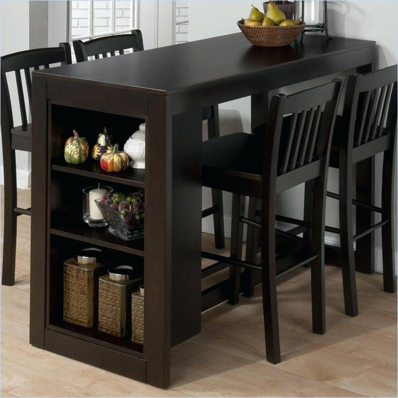Most Current Bar Dining Table Set – Payemail Inside Crownover 3 Piece Bar Table Sets (View 20 of 20)