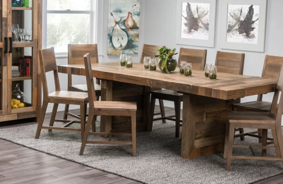 Most Current Bearden 3 Piece Dining Sets With Regard To Our Favorite Dining Room Furniture From Wayfair's Way Day Sale (View 19 of 20)