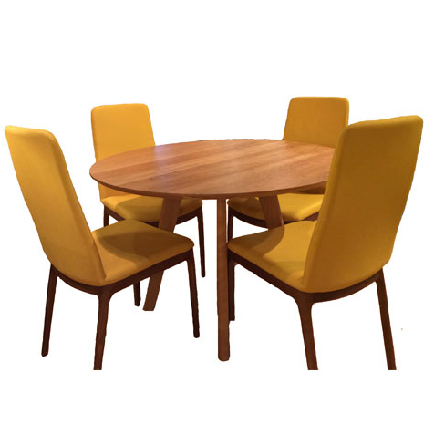 Most Current Cherry Walnut Dining Set Vermont Furniture (View 8 of 20)