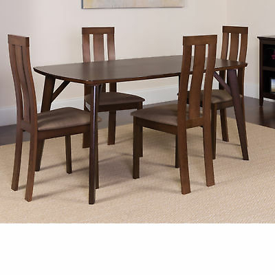 Most Current Ephraim 5 Piece Dining Sets With Regard To Winston Porter Hundt 5 Piece Dining Set – $ (View 11 of 20)