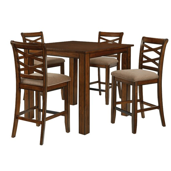 Most Current Kernville 3 Piece Counter Height Dining Sets With Kernville 3 Piece Counter Height Dining Seta&j Homes Studio (View 13 of 20)
