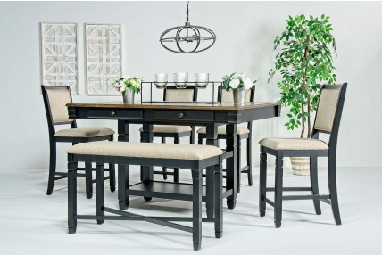 Most Current West Hill Family Table 3 Piece Dining Sets Regarding Dining Room & Table Sets (Gallery 19 of 20)